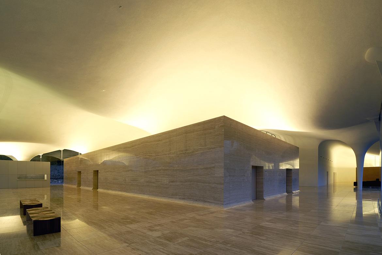 Crematorium In Kakamigahara Lightdesign Inc