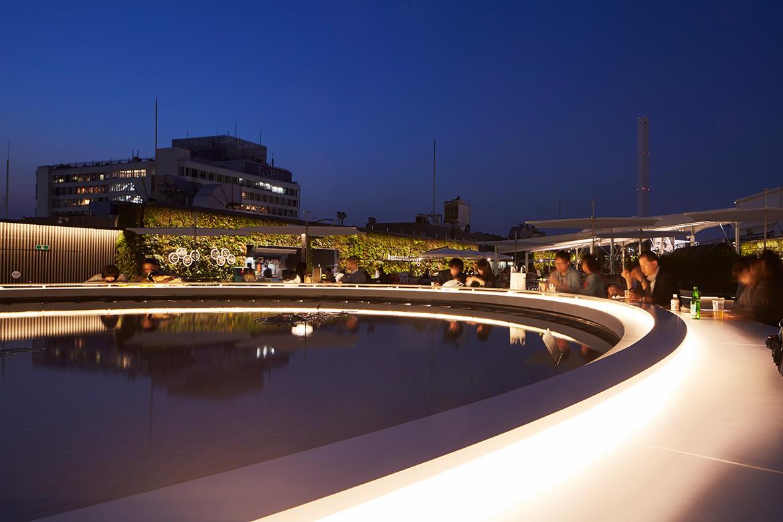 Seibu Ikebukuro Roof Garden Lightdesign Inc